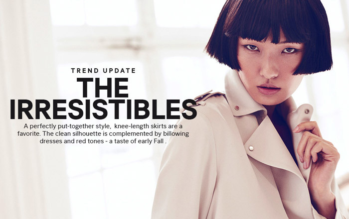 hm fall 2013, the irresistibles